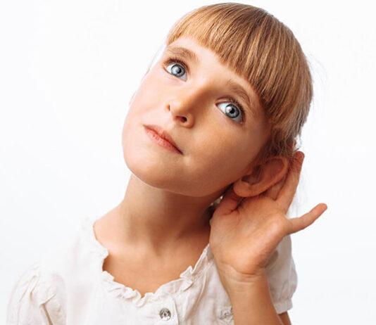 Zaburzenia słuchu u dzieci